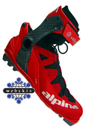 Alpina Skate And Classic Roller Ski Boots NordicSkiRacer - Alpina xc ski boots