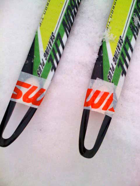 New Hole-Ski covers by Swix