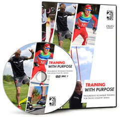 Training with a Purpose cross coutnry ski training DVD