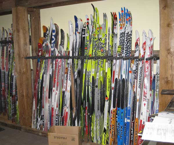 Cross Country Ski Shop in Grayling, MI