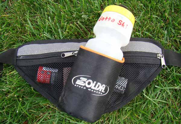 Solda water bottle holder