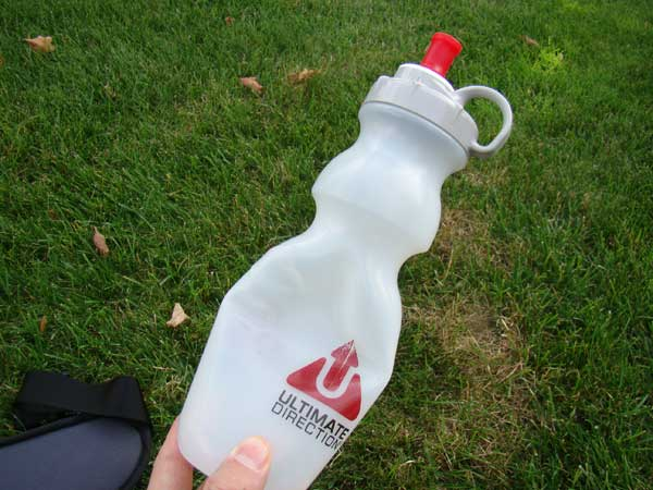 Ultimate Directions water bottle holder