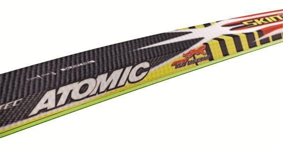 Atomic Skintec technology for waxless cross country skis
