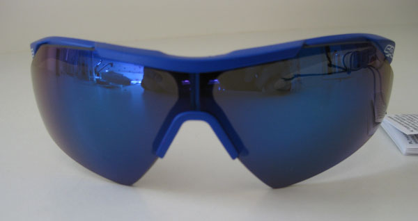 Front view of the Salice 004 RW sunglasses