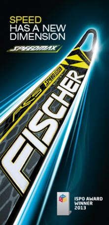 Fischer Speedmax cross country ski