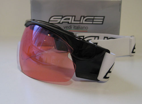 Salice 807 Nordic Flip Sunglasses side view