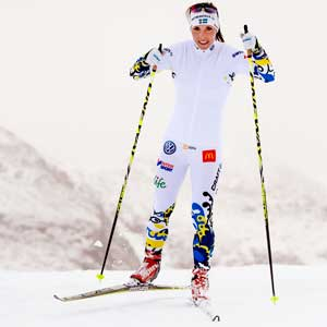 Swedish National Team races in new Craft suit