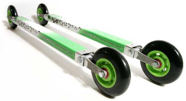 Rundle Sport Suspension Rollerskis