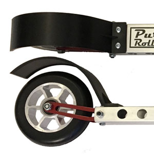 Pursuit offers new Fork Flex Roller Skis