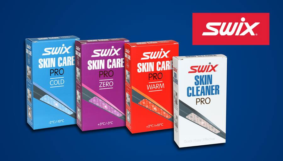 Swix Skin Care Pro products