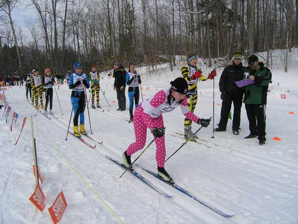 Michigan High School Cross Country Ski Championships