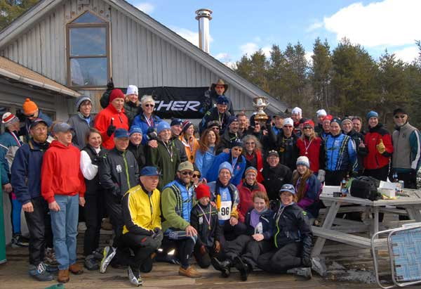 The Cross Country Ski Headquarters wins the 2008 Michigan Cup