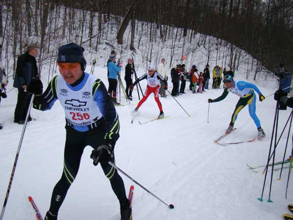 Boyne Highland Classic cross country ski race