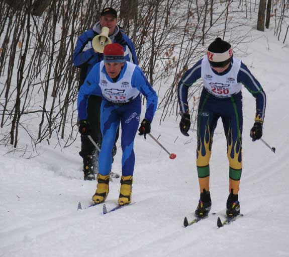 Boyne Highlands classic cross country ski race