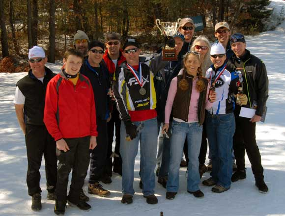 Traverse City Nordic wins Brumbaugh Cup in 2009