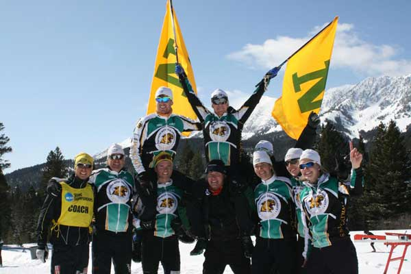 NMU Men's team