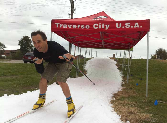 Ski Fest in Traverse City
