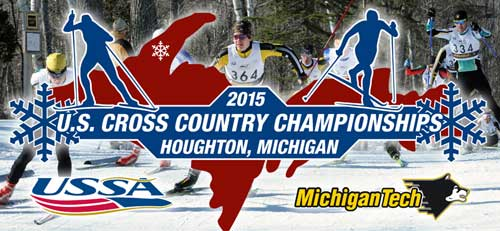 The U.S. National Cross-Country Skiing Championship will once again be held at the Michigan Tech Nordic Training Center in 2015 and 2016.