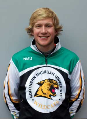 Northern Michigan University sophomore Nordic skier Kyle Bratrud was named Tuesday to the United States Ski Team for the U23 World Championships, which will take place in Liberec, Czech Republic, Jan. 21-27.