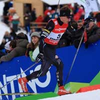 Tour de Ski stage win for Simi Hamilton