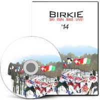 2014 Birkie Video DVD available