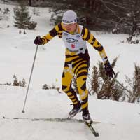 Photos from the Michigan High School cross country ski championships by Larry Brownell.