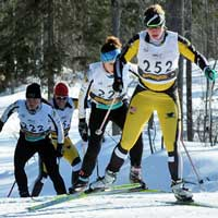 Flanders, Schommer post big wins at Mt. Itasca freestyle events
