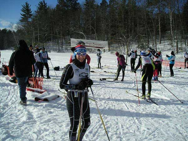 Before the 10th Annual Black Mountain Nordic 31 km classic race