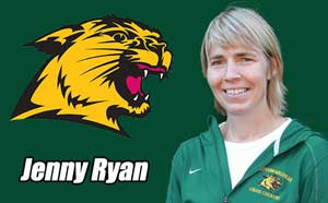 Jenny Ryan made head coach at NMU