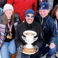 Cross Country Ski Headquarters wins second consecutive Michigan Cup Title