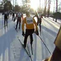 Video: North American Vasa 50K. Brrrrr.....