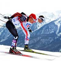 Hoffman best US man in Skiathlon with 35th