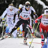 Stephen up to 12th in Tour de Ski
