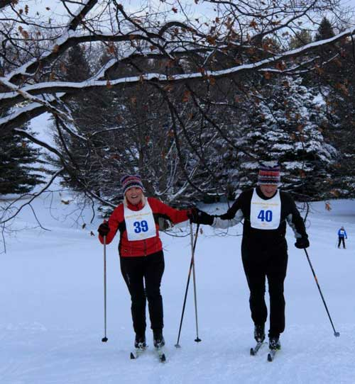 White Pine Stampede cross country ski race