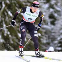 Randall Fifth in Pre-Sochi Sprints