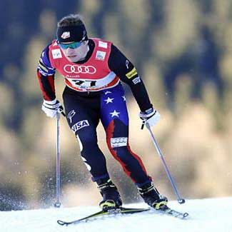 Simi Hamilton takes 11th in Ostersund sprint