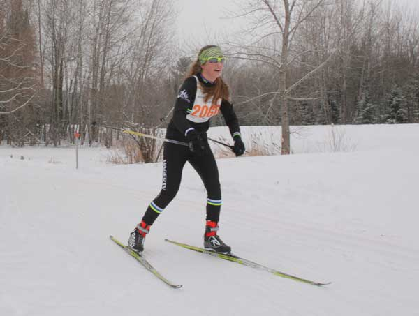 Photos from the 2015 White Pine Stampede 10K cross country ski race