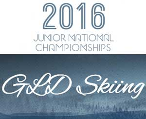 GLD application to attend Junior Nationals due Jan 3, 2016.