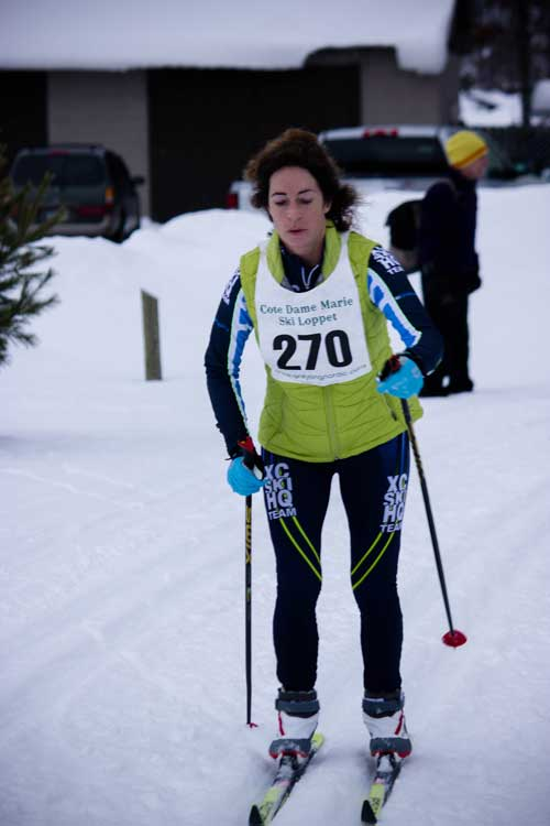Meijer State Games of Michigan - Hanson Hills Classic cross country ski race