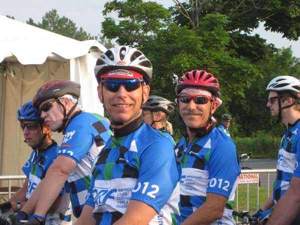 Juvenile Diabetes Research Foundation (JDRF) Ride to Cure Diabetes