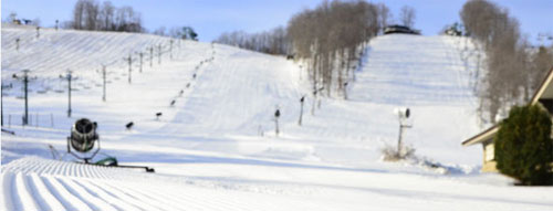Boyne Mountain opens for skiing on Nov 15, 2013
