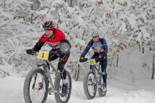 Fatbikes will be allowed on the Vasa cross country ski trail