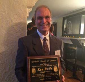 Skier Ken Roth named Citizen of the Year