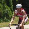 Ryan Robinson Organizes Personal Ironman Triathlon