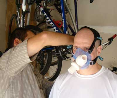 VO2 Testing for cross country skiers