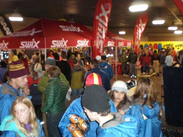 Yellowstone Ski Festival Indoor Expo