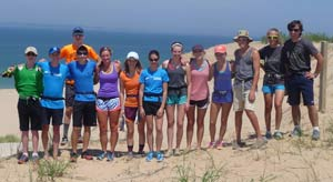 Vasa Ski Club Summer Nordic Training Camp recap