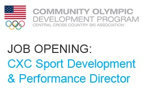 JOB OPENING: CXC Sport Development and Performance Director