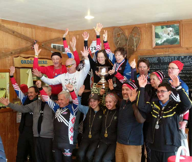 Vasa Ski Club wins the 2017 Michigan Cup!