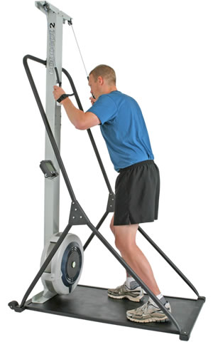 Concept2 SkiErg, Free Standing
